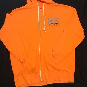 Quicksilver hoodie read description